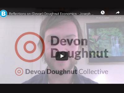 Reflections on Doughnut Economics